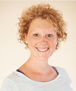 Kathrin Purmann TriYoga®-Lehrerin und Inhaberin eines Yogastudios in Bad Tölz